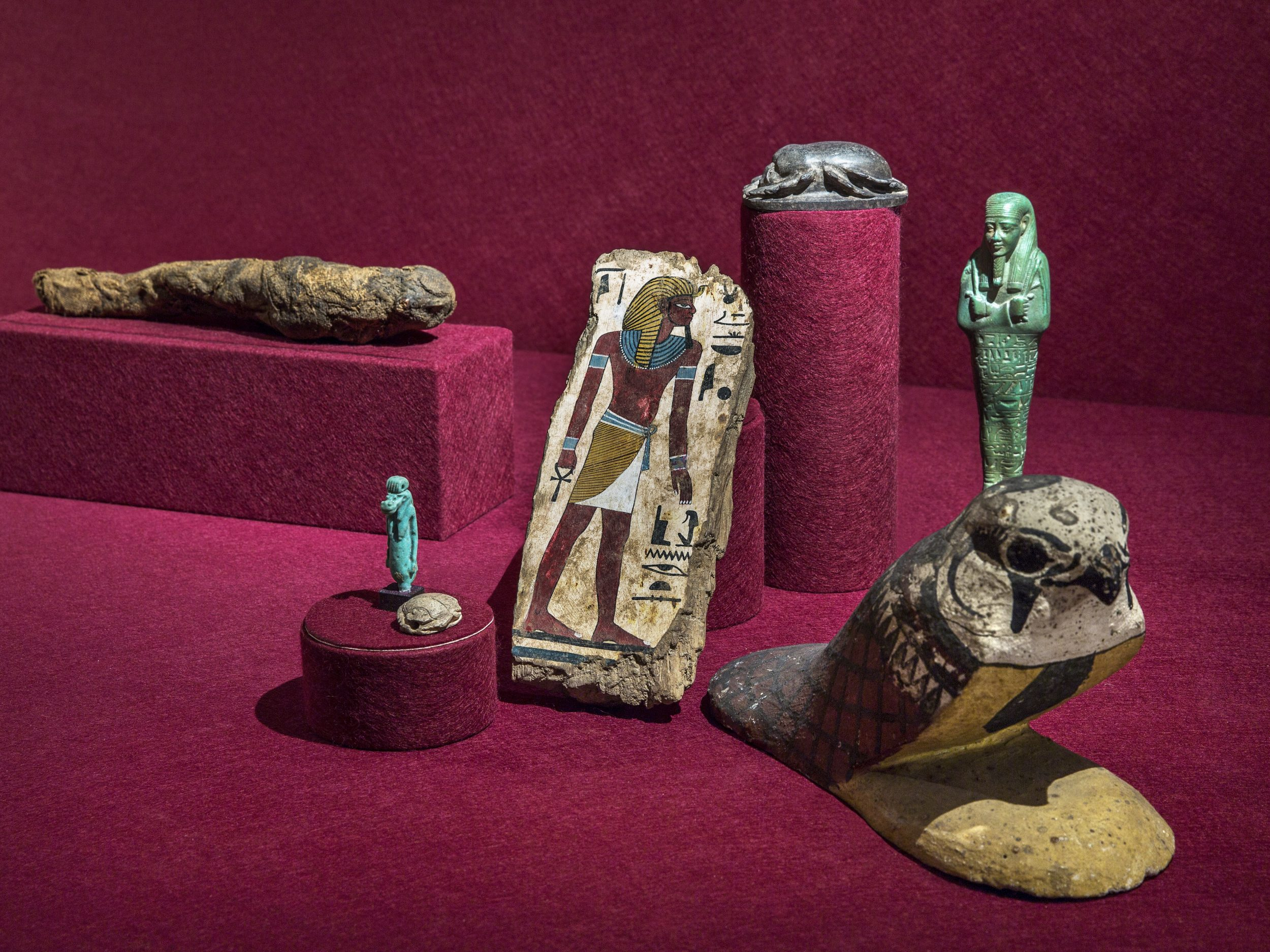 Ägypten Falke Horus