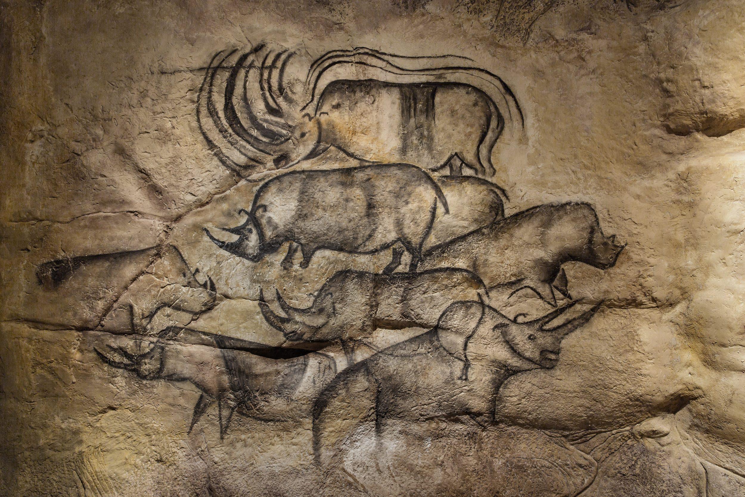 Höhle Chauvet Detail